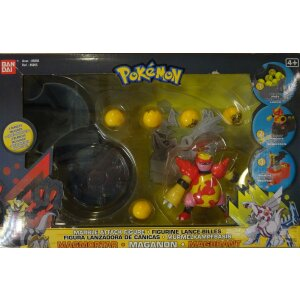 Bandai 85850 - Marble Attack Figure Pokemon