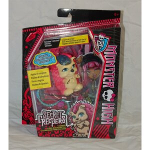Mattel Monster High Secret Creepers Cusion CBD46 Figur...