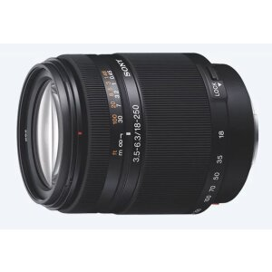 B-Ware - Sony SAL18250 18-250mm Super-Zoom-Objektiv...