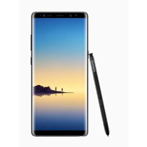 B-Ware - Samsung Galaxy Note 8 64GB Smartphone Midnight...