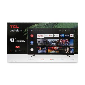 Refurbished - TCL 43P718 43 Zoll Smart TV Fernseher